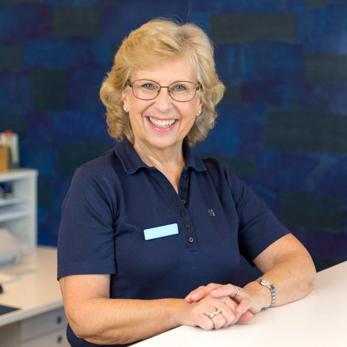 Yvonne Berger - Frauenarztpraxis Dr. Gärtner - Foto Rehbinder